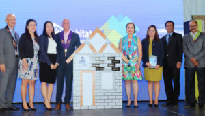 Euro Towers Seals P50M Partnership with Habitat for Humanity