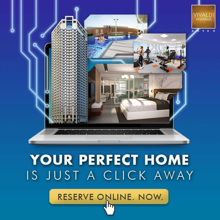 Reserve Online Now! Your perfect home is just a click away!