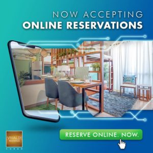 Vivaldi Residences Cubao now accepting Online Reservations!