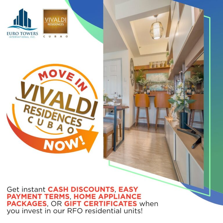 """Light up your """"BER"""" months with offers that LASTS!  MOVE IN NOW!"""